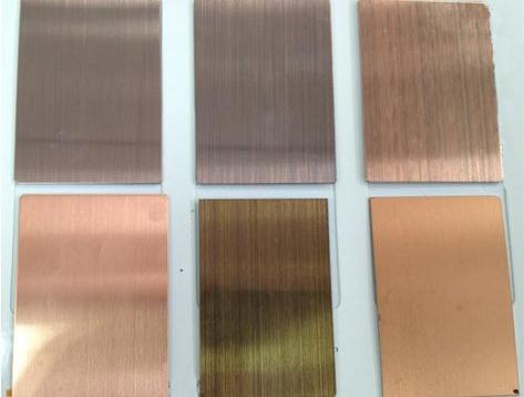 广州不锈钢装饰彩色板
