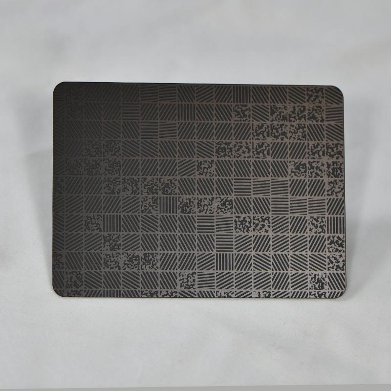 不锈钢蚀刻板
